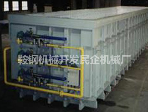 Galvanizing furnace sales