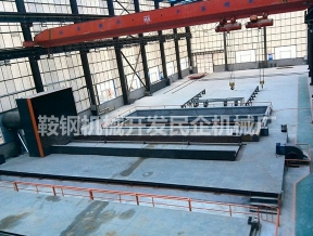 Design of galvanized production line